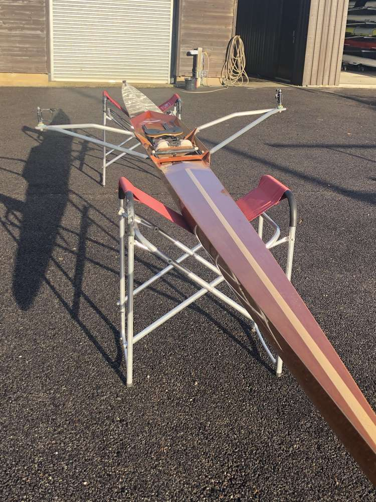 85kg Custom Single scull