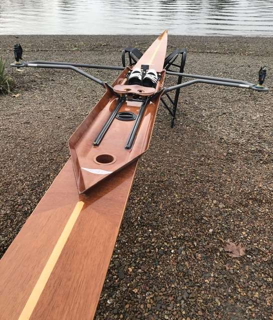 92kg Custom Single scull